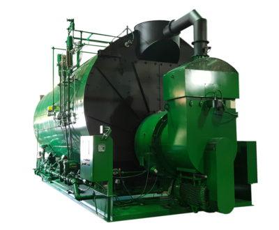 509 Series Boiler