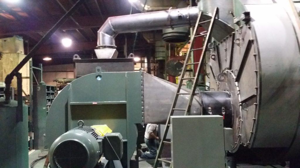Boiler Johnston Boiler