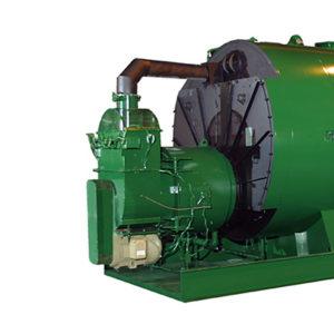 3 pass boiler